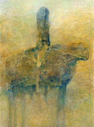 Zdzisław Beksiński, obraz