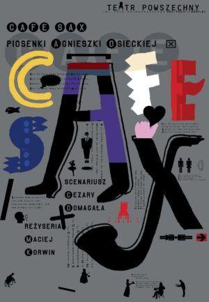 Cafe Sax, Lech Majewski, 2013